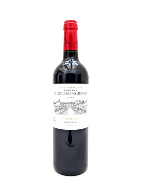 2015 Chateau Beauregard-Ducort Bordeaux Rouge