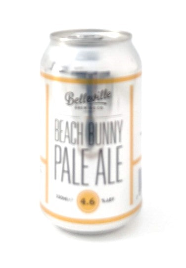 Belleville Brewery Beach Bunny Pale Ale