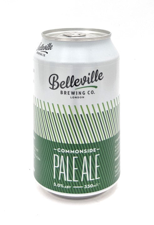 Belleville Brewery Commonside Pale Ale