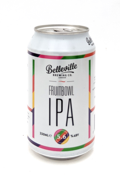 Belleville Brewery Fruit Bowl IPA