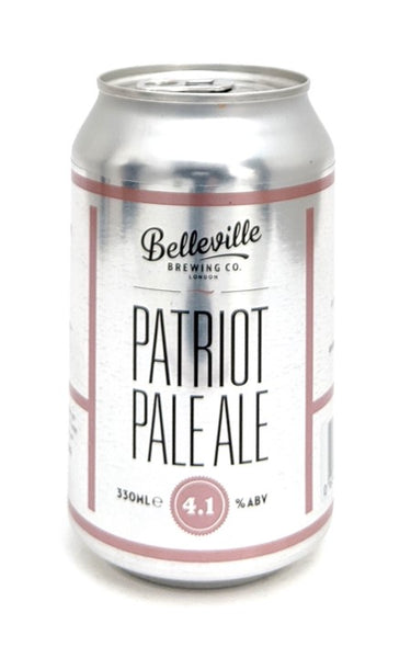 Belleville Brewery Patriot Pale Ale