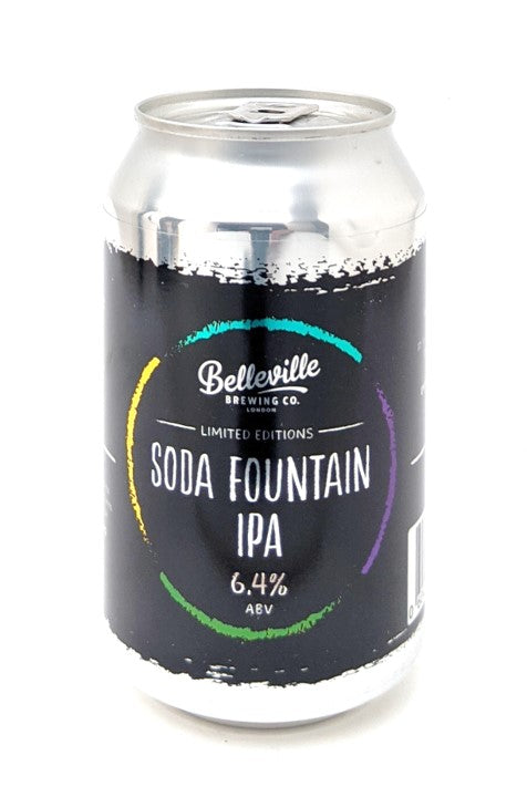 Belleville Brewery Soda Fountain IPA