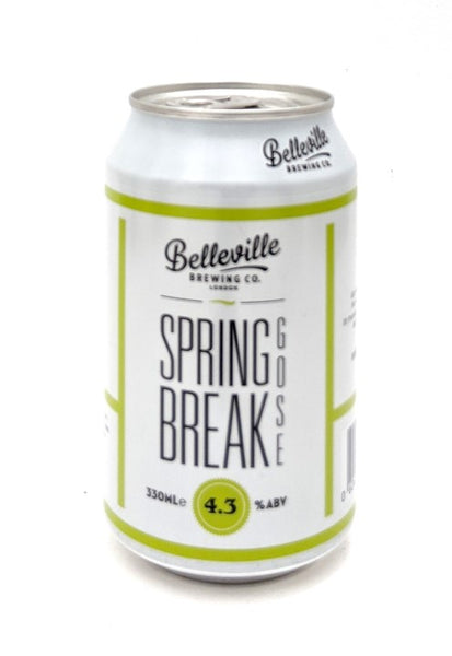 Belleville Brewery Spring Break Gose