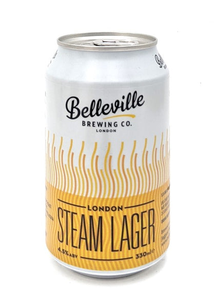 Belleville Brewery London Steam Lager