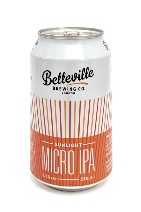 Belleville Brewing Co. SunLight Micro IPA