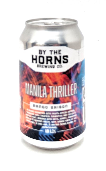 By The Horns Manilla Thriller Mango Saison