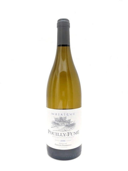 2018 Domaine Raimbault 'Mosaique' Pouilly Fume 6 pack Special Offer
