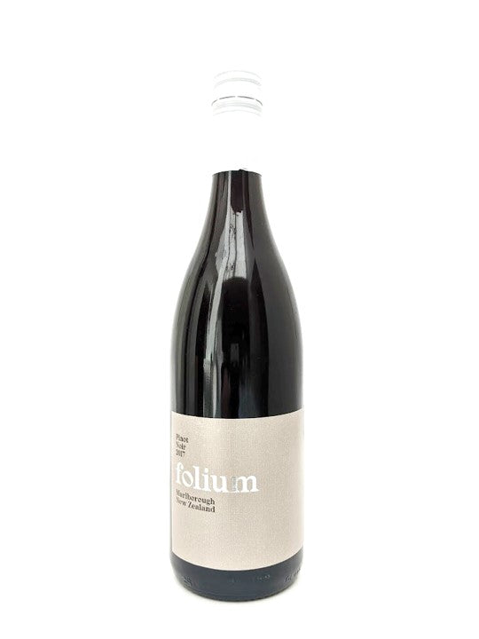 2017 Folium Pinot Noir Marlborough