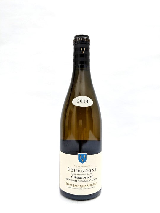 2016 Jean Jacques Girard Bourgogne Chardonnay
