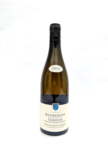 2014 Jean Jacques Girard Bourgogne Chardonnay 'Combe d'Orange'