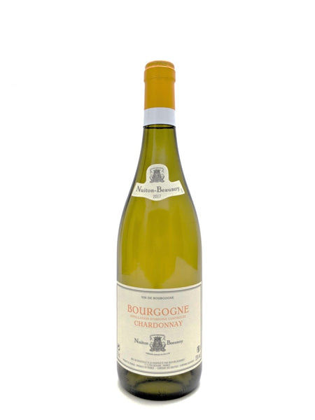 2017 Nuiton Beaunoy Bourgogne Chardonnay 6 Pack Special Offer