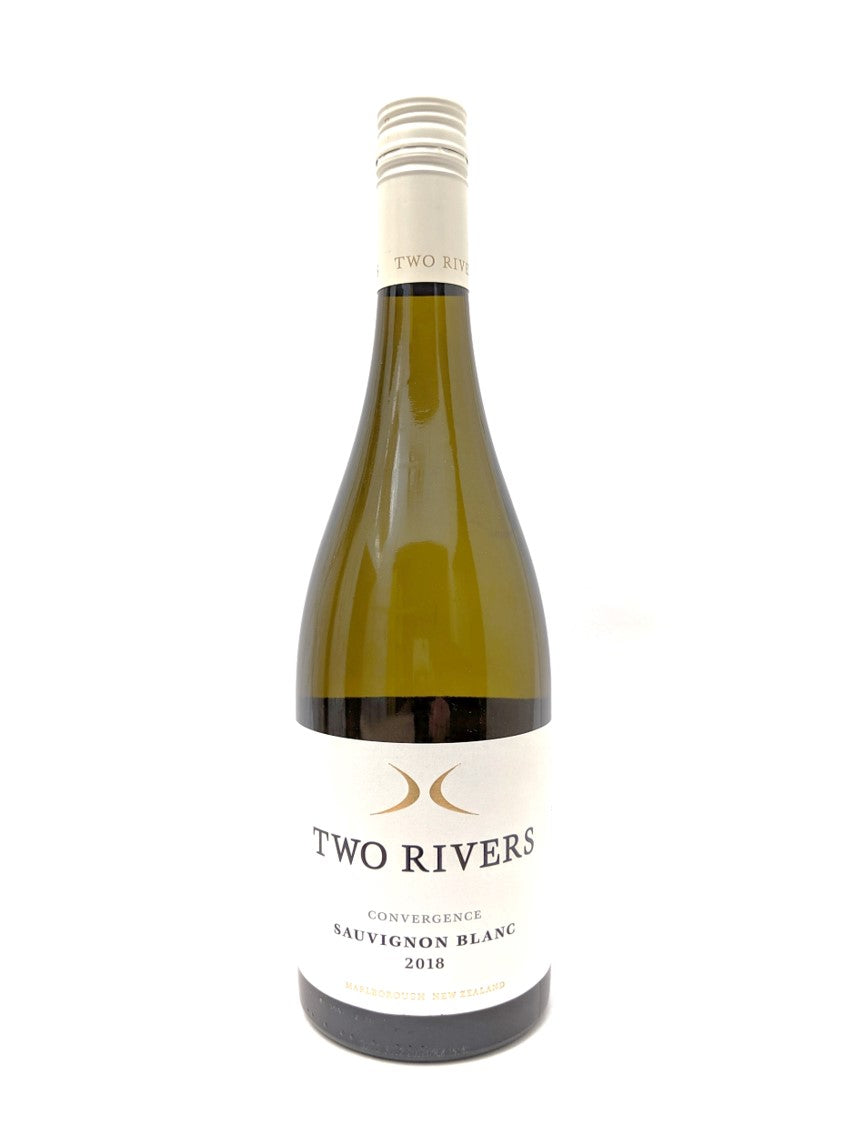 2020 Two Rivers 'Convergence' Sauvignon Blanc 6 pack Special Offer