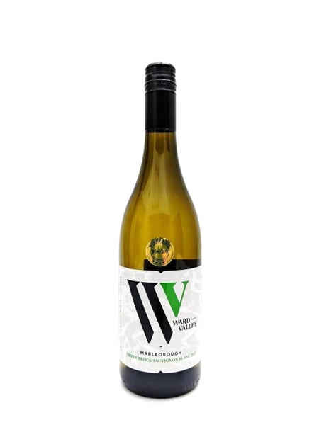 2019 Ward Valley 'Triple Block' Sauvignon Blanc
