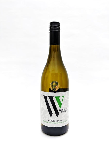 2017 Ward Valley Triple Block Sauvignon Blanc