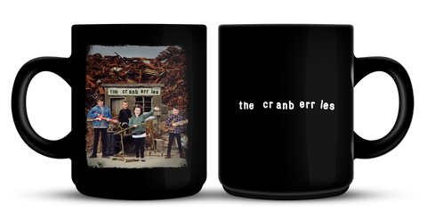 'In The End Album' Black Mug