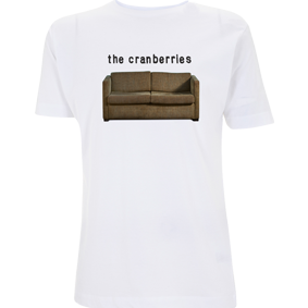 Sofa White T-Shirt