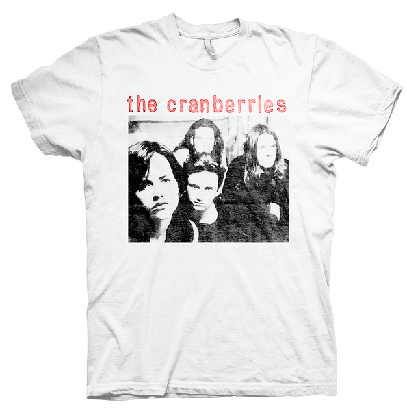 'Everybody Else Band Photo' White T-shirt