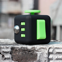 Fidget Cube Puzzle in 11 Colors