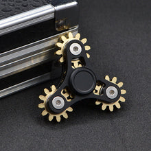 Image of the black cog spinner