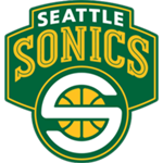 Supersonics Basketball Collectibles