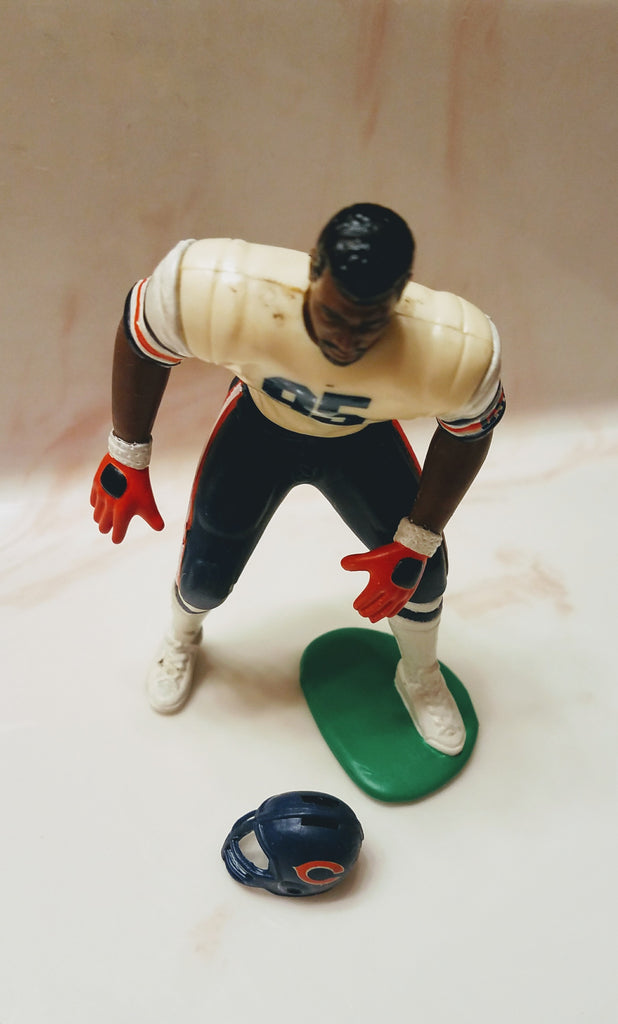 1989 Richard Dent Chicago Bears starting lineup   Open out of package new condition
