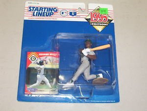 1995 Geronimo Berroa MLB Starting Lineup Figure Oakland Athletics