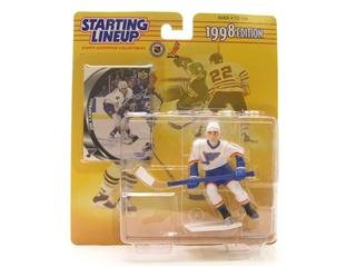 Jim Campbell Starting Lineup 1998 Edition Figurine