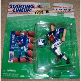 1997 Jim Harbaugh NFL Starting Lineup Figure