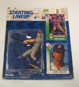 1993 Larry Walker MLB Starting Lineup