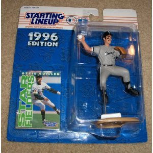 1996 Ozzie Guillen MLB Starting Lineup Figure Chicago White Sox