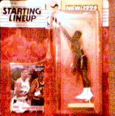 1994 David Robinson NBA Starting Lineup San Antonio Spurs