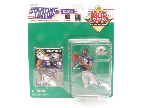 1995 Emmitt Smith NFL Starting Lineup Dallas Cowboys