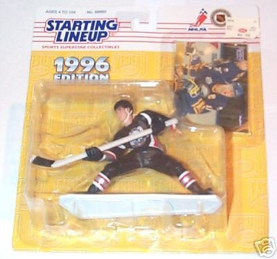 Starting Lineup 1996 Pat Lafontaine Nhl Buffalo Sabres