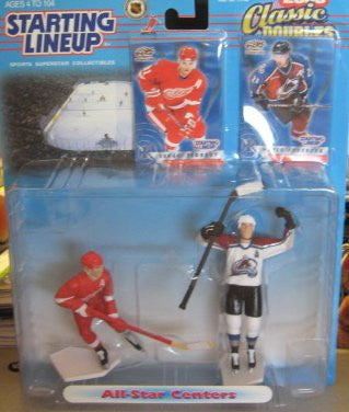 Starting Line-up 2000 Classic Doubles Sergei Fedorov Detroit Red Wings Peter Forsberg Colorado Avalanche