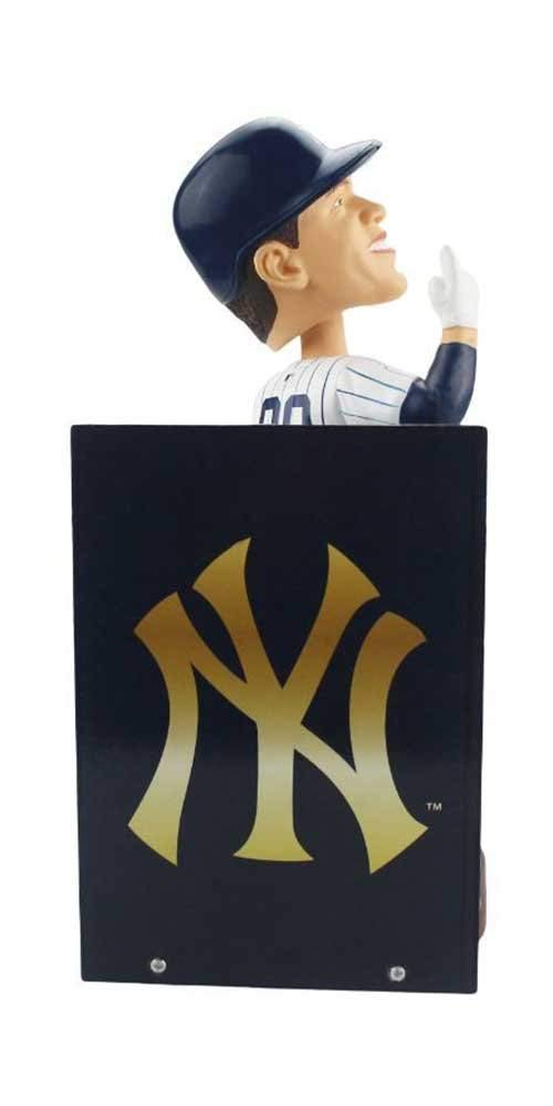 Forever Collectibles New York Yankees Aaron Judge Rookie Home Run Record Bobblehead