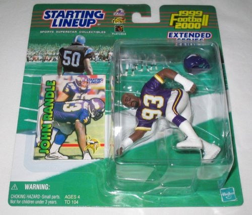 John Randle Minnesota Vikings Starting lineup NFL