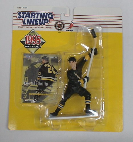 1995 Luc Robitaille Starting Lineup Pittsburgh Penguins