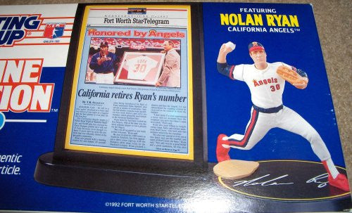 Starting Lineup Headline Collection Sports Stars Nolan Ryan