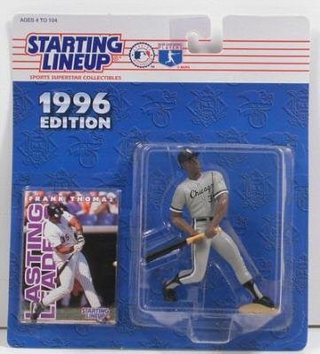 Starting Lineup: 1996 Edition: Frank Thomas Chicago White Sox