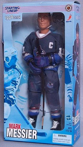 Starting Lineup Mark Messier - 1999 Edition
