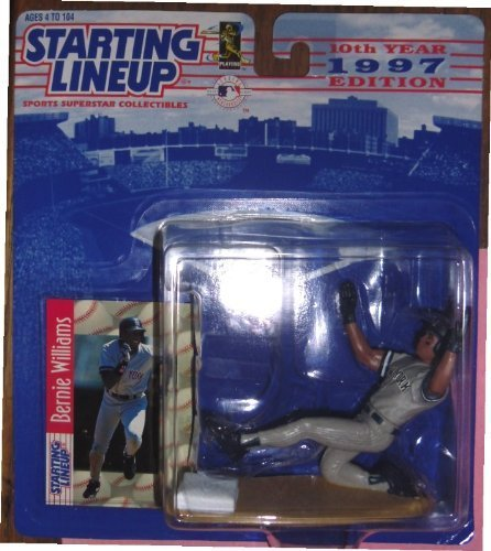 1997 Starting Lineup Bernie Williams NY Yankees
