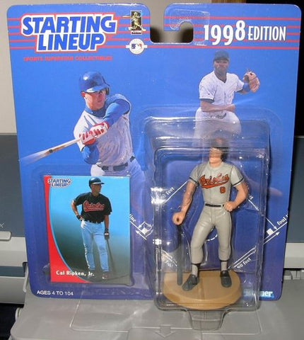 1998 Cal Ripken Jr Starting Lineup Baltimore Orioles