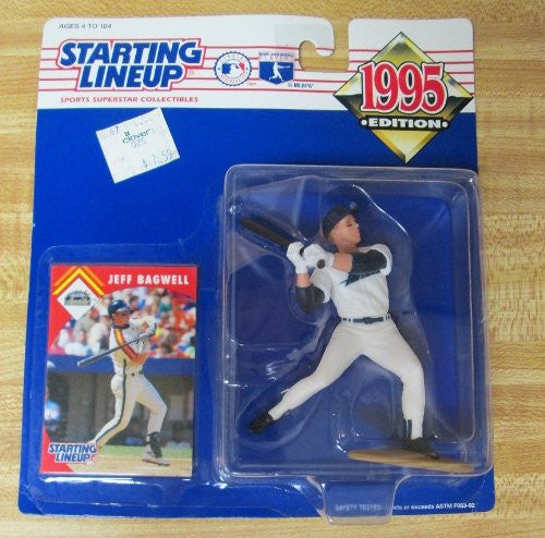 1995 Starting Lineup Jeff Bagwell Houston Astros