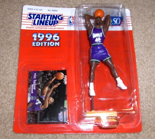 1996 Vin Baker NBA Starting Lineup Milwaukee Bucks