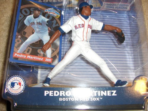 2001 Pedro Martinez MLB Starting Lineup 2 Figure