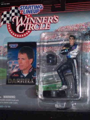 Darrel Waltrip 1997 Nascar Kenner Starting Lineup Collectible Collector Car