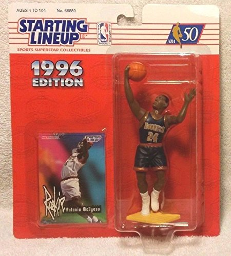 1996 NBA Starting Lineup - Antonio McDyess - Denver Nuggets