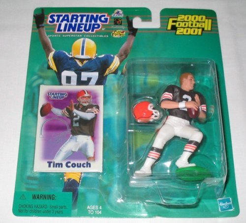 2000 2001 NFL Stating Lineup - Tim Couch Cleveland Browns