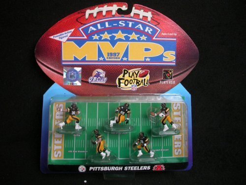Pittsburgh Steelers 1997 All-Star MVP Figures by Allstar