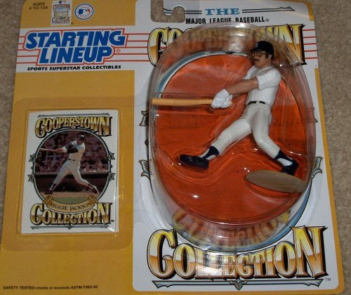 Reggie Jackson Cooperstown Collection Starting Lineup 1994 New York Yankees